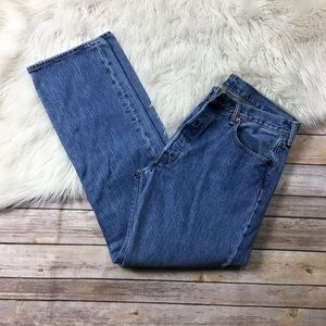 Levi 501  Men's Jeans Button Fly Size 35 X 31
